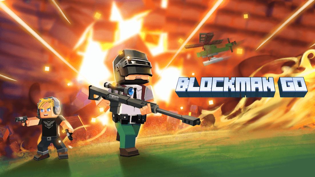 Screenshots Blockman Go: Blocky Mods - Game giải trí khối lập phương.
