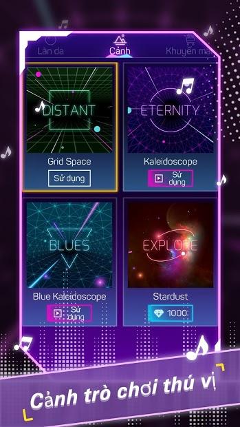 Screenshots Smash Colors 3D - Đấu trường giai điệu   Game âm nhạc trên điện thoại