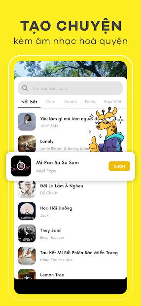 Screenshots BOBA - Ứng dụng hóng chuyện ẩn danh, kết bạn, tìm crush nhanh chóng