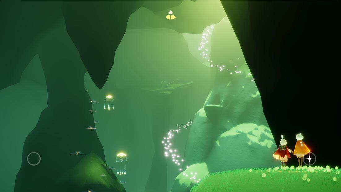 Screenshots Sky: Children of the Light - Đứa trẻ của bầu trời | Game phiêu lưu