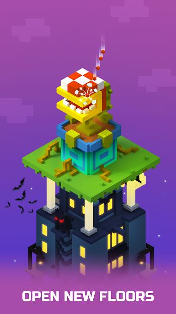 Screenshots TapTower - Game mô phỏng Xây Tháp trên điện thoại
