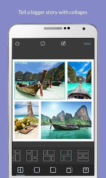 Screenshots Pixlr – Ứng dụng chỉnh sửa ảnh online, miễn phí