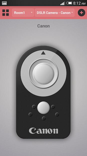 Screenshots ASmart Remote IR - Ứng dụng điều khiểu từ xa điều hòa, tivi thông minh