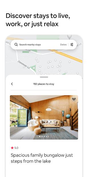 Screenshots Airbnb App - Ứng dụng du lịch, đặt phòng khách sạn, đăng tin cho thuê