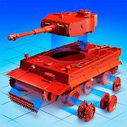 MONZO - Digital Model Builder: Game lắp ráp mô hình xe