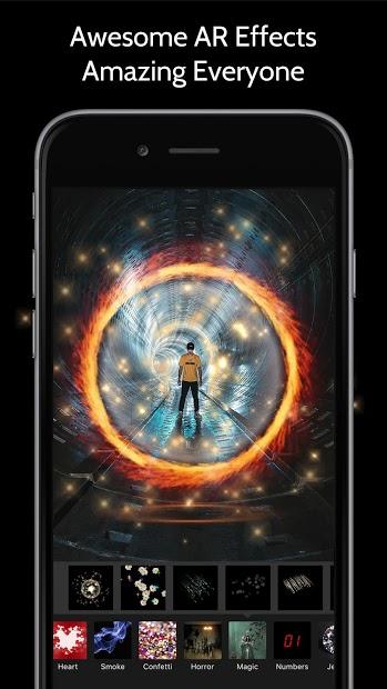 Screenshots XEFX - Phần mềm chỉnh sửa, tạo ảnh hoạt hình, hình nền động tiện lợi