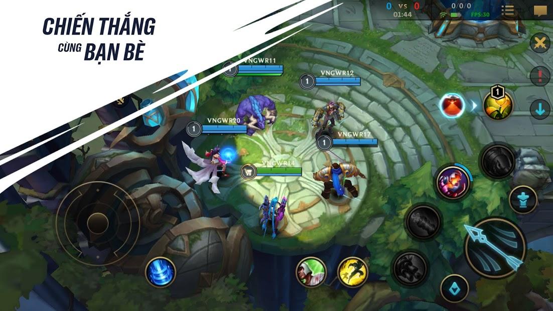 Screenshots Liên Minh Huyền Thoại: Tốc Chiến