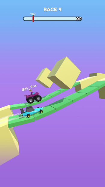 Screenshots Wheel Scale! Tùy chỉnh bánh xe: Game đua xe độc đáo