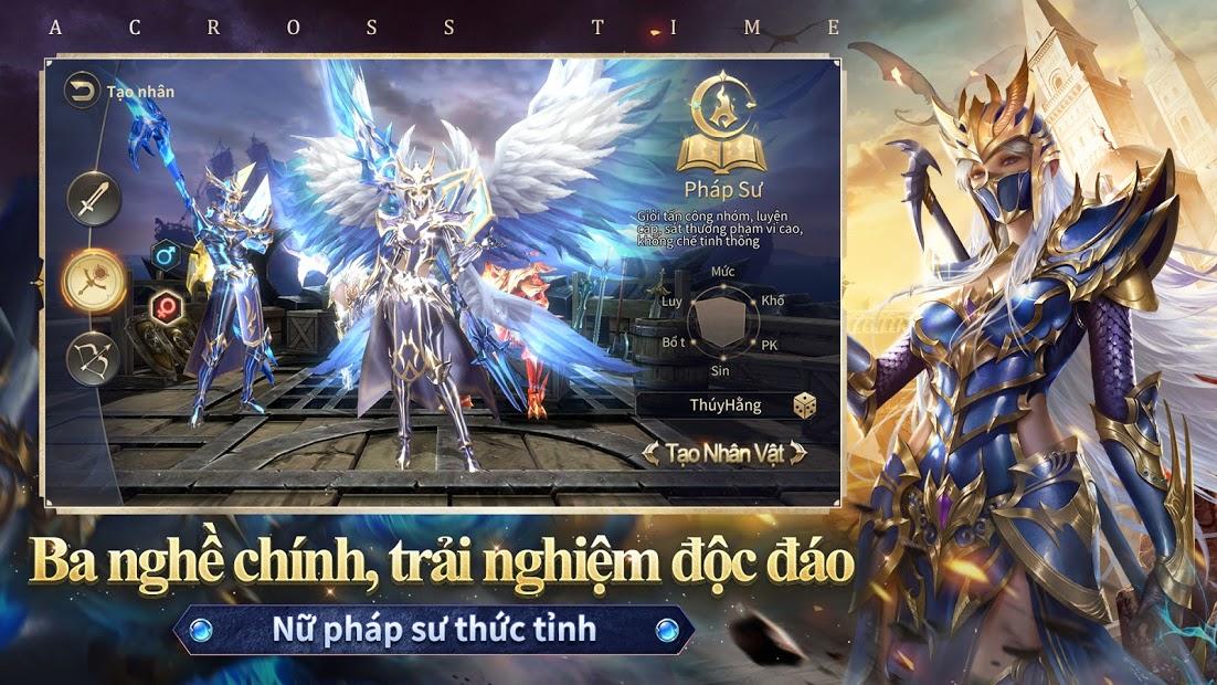 Screenshots MU: Vượt Thời Đại   Game nhập vai RPG