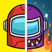 Impostor 3D - Lẫn trốn   Game Among Us giải trí