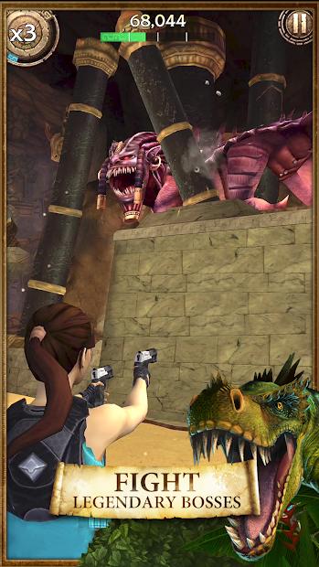 Screenshots Lara Croft: Relic Run - Game phiêu lưu vào những tàn tích