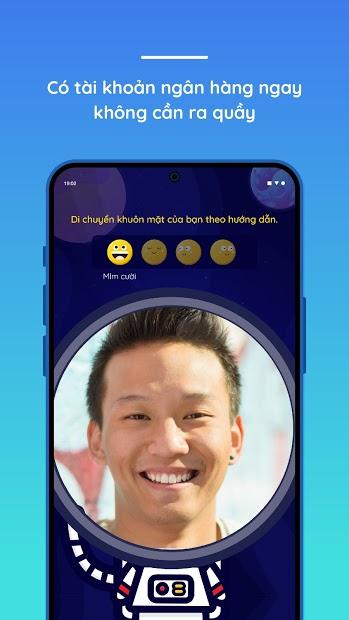 Screenshots TNEX - Ứng dụng ngân hàng số thông minh
