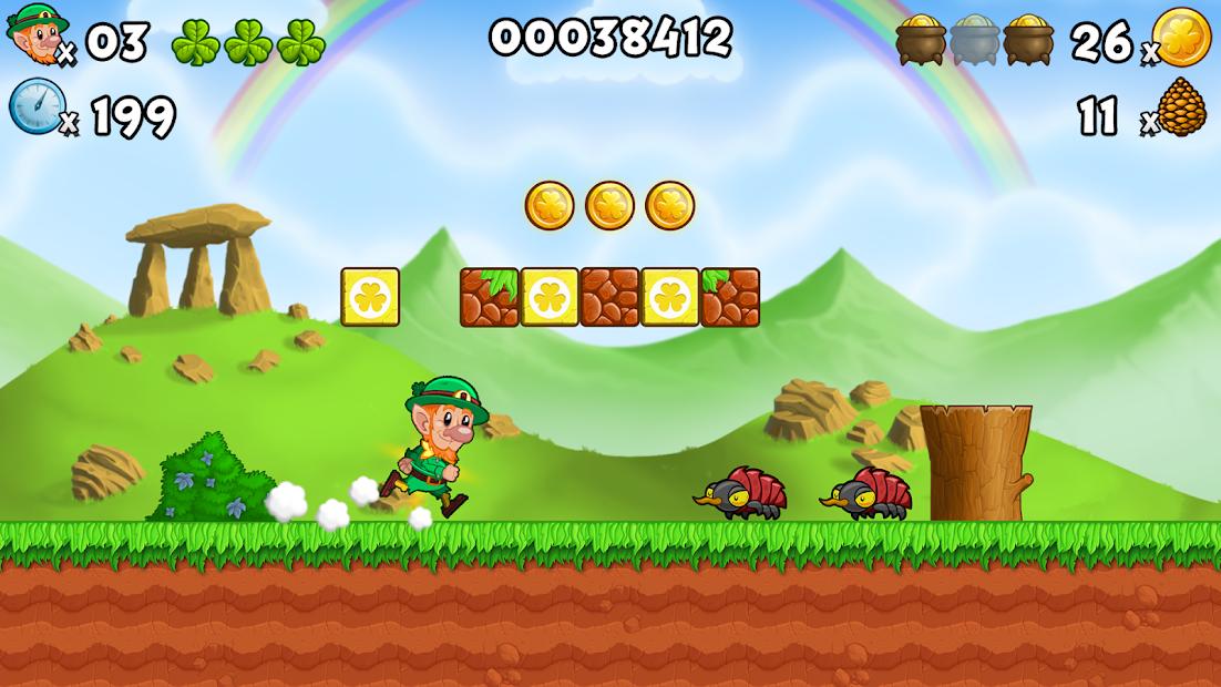 Screenshots Lep's World 2 - Game phiêu lưu cùng Lep