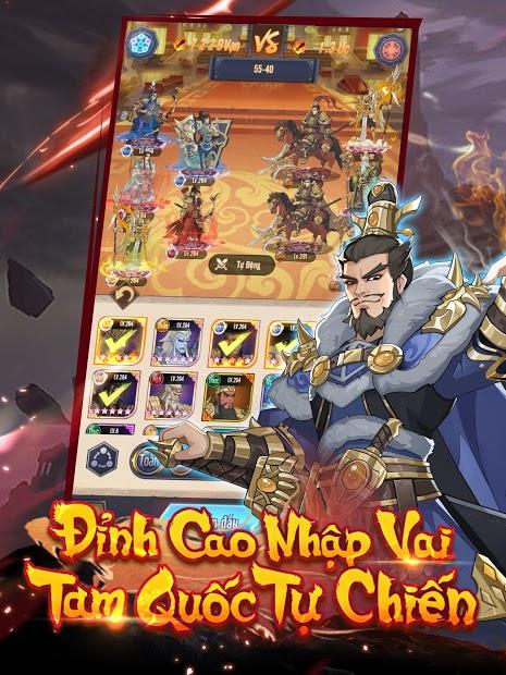 Screenshots AFK 3Q - Đế Vương Thiên Hạ | Game chiến thuật chuẩn Tam Quốc