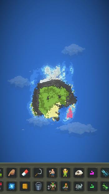 Screenshots Worldbox - Game mô phỏng giải trí Pixel