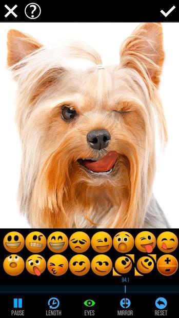 Screenshots Tải Mug Life: Ứng dụng tạo ảnh gương mặt chuyển động 3D vui nhộn