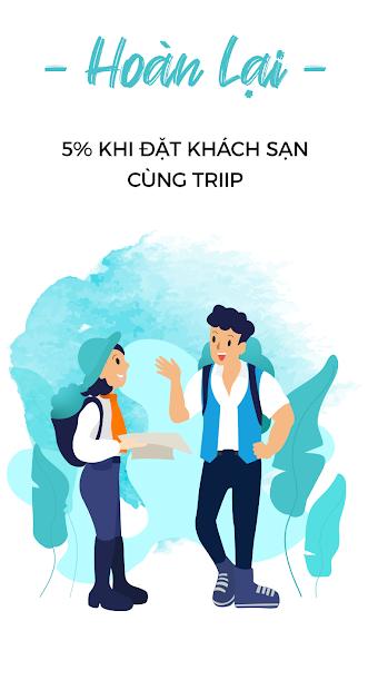 Screenshots Triip - Nền tảng du lịch dành cho người đam mê xê dịch