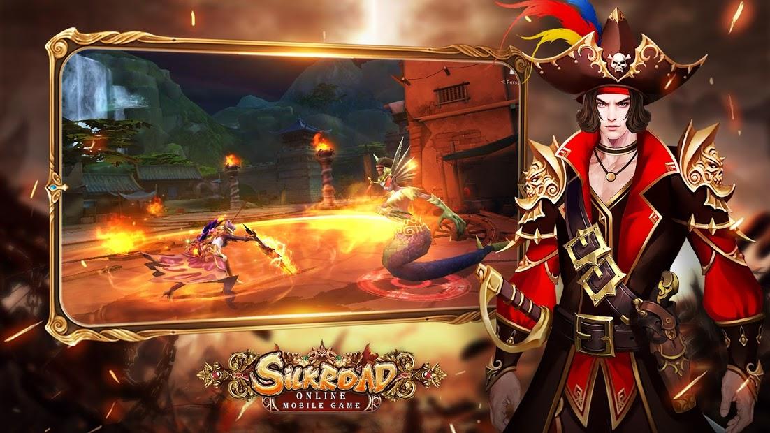 Screenshots Silkroad Online - Game Con Đường Tơ Lụa Mobile