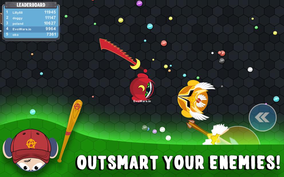Screenshots EvoWars.io - Cuộc chiến sinh tồn   Game hành động thú vị