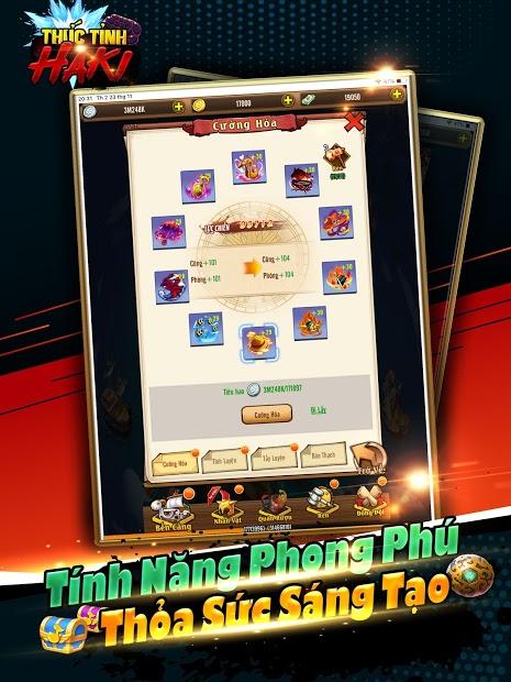 Screenshots Thức Tỉnh Haki - Game chiến thuật 9vs9 mobile