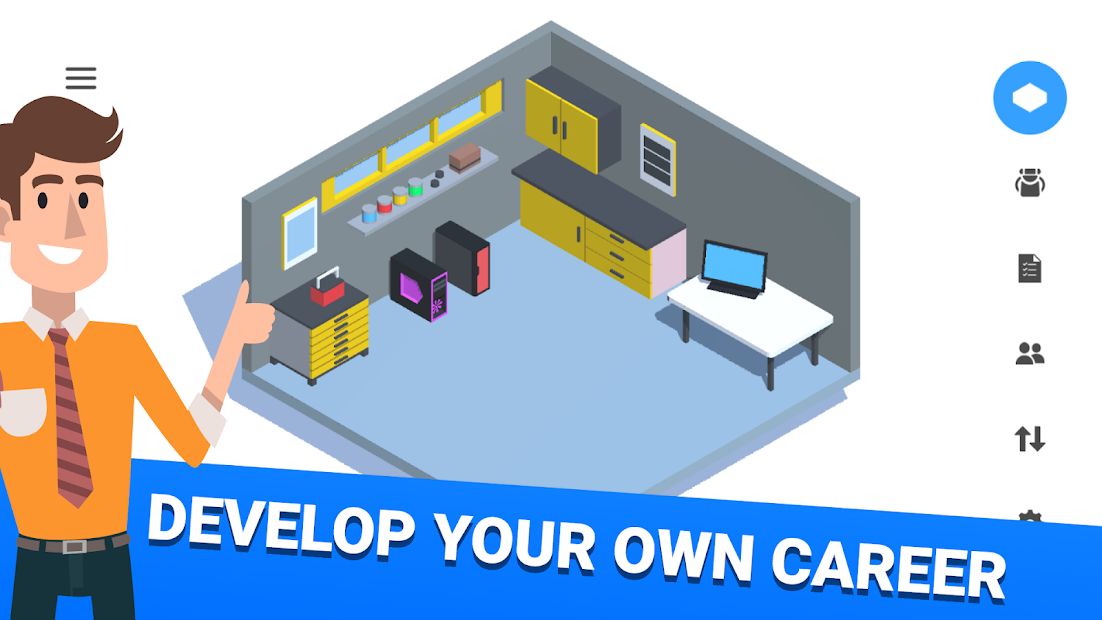 Screenshots PC Creator - PC Building Simulator   Game mô phỏng lắp ráp máy tính