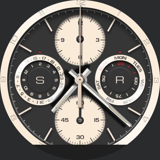 Screenshots Watchmaker: Ứng dụng mặt đồng hồ cho mọi nền tảng