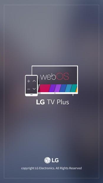 Screenshots LG TV Plus: Ứng dụng hỗ trợ điều khiển Smart TV LG bằng điện thoại