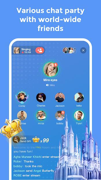 Screenshots Tải Lamour: Ứng dụng kết bạn, hẹn hò