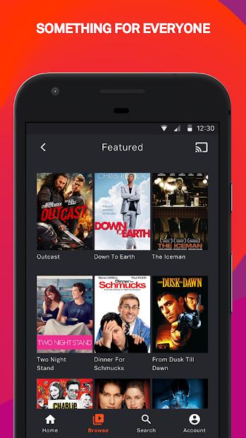 Screenshots Tải Tubi TV: Ứng dụng xem phim và TV miễn phí