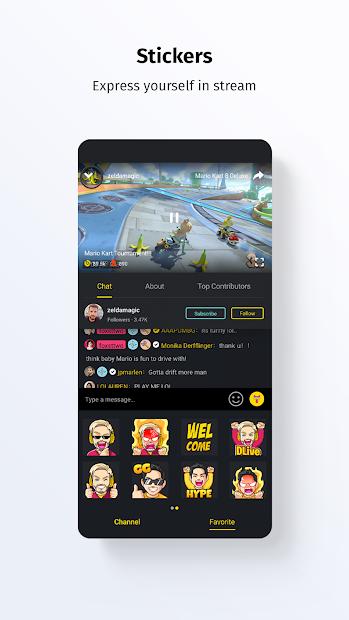 Screenshots Tải DLive: Nền tảng Live Stream và phát triển cộng đồng