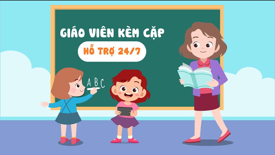 Screenshots Edupia - Tiếng Anh online cho học sinh Tiểu học