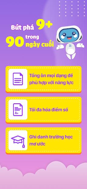 Screenshots HOCMAI - Ứng dụng học trực tuyến từ lớp 1 - 12