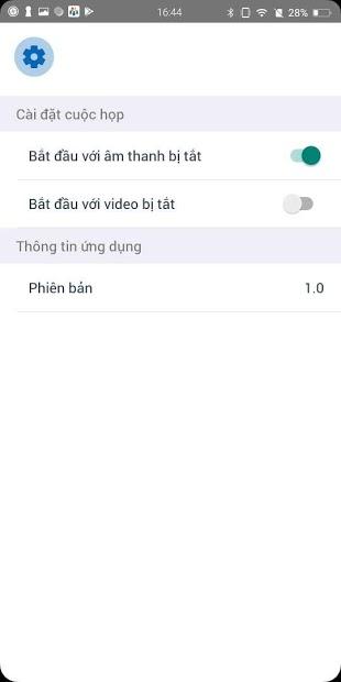 Screenshots Tải MobiFone Meeting - Giải pháp hội nghị truyền hình trực tuyến