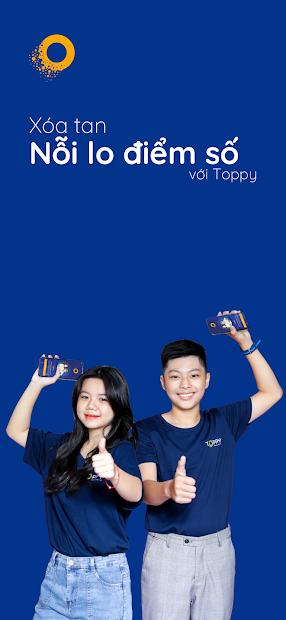 Screenshots Toppy - Ứng dụng học Online từ lớp 1 đến lớp 12