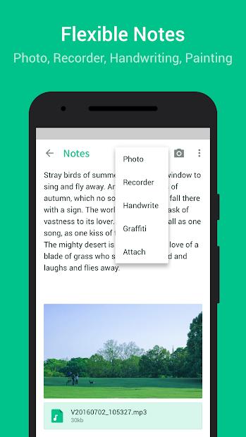 Screenshots Tải GNotes - Công cụ ghi chú tiện lợi trên Android, iOS, website