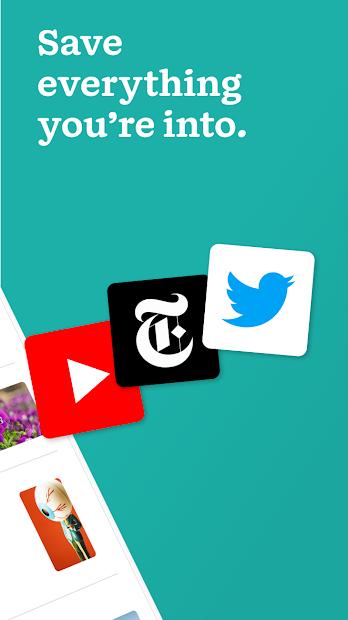 Screenshots Pocket - Đọc báo theo cách riêng của bạn