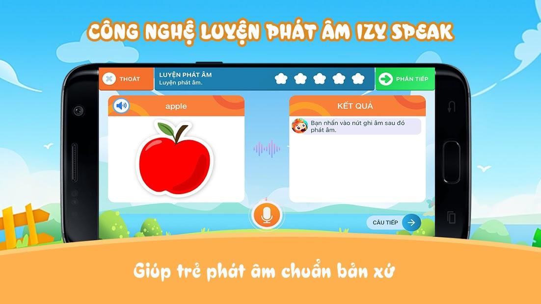 Screenshots Alokiddy   Học tiếng Anh cho học sinh mẫu giáo, tiểu học