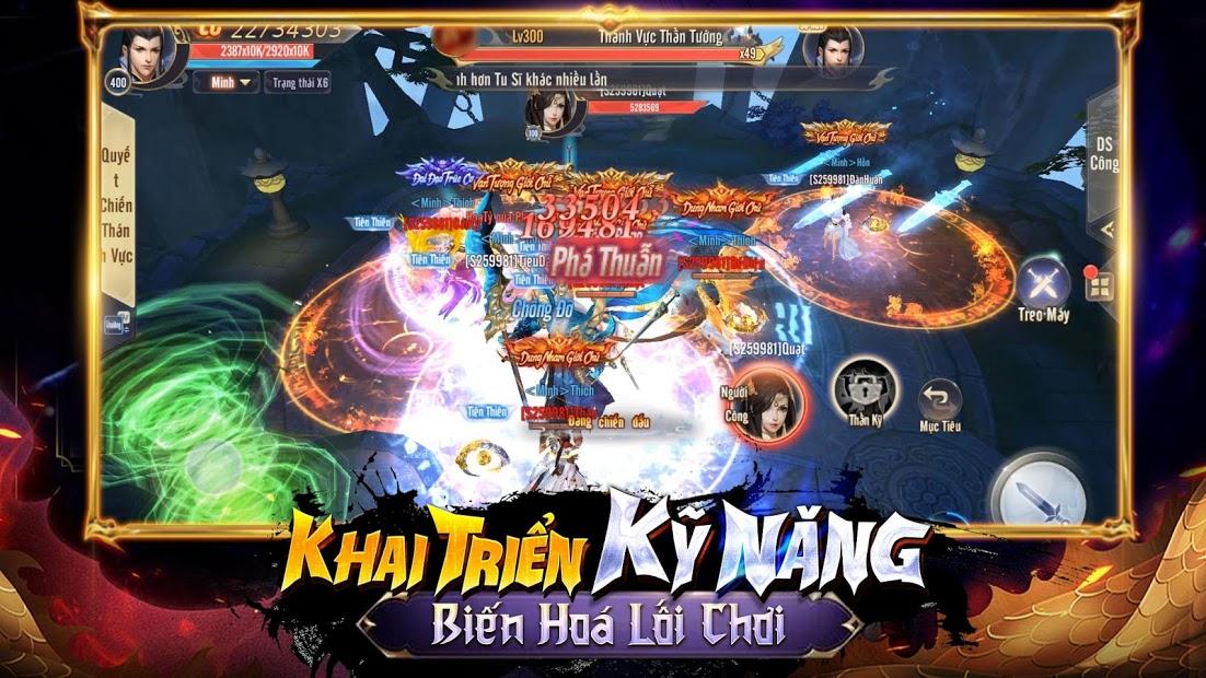 Screenshots Trảm Tiên Quyết - Tru Tiên 5.0: Game nhập vai MMORPG