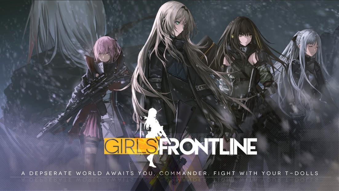 Screenshots Girls' Frontline - Thảm họa người máy A.D   Game chiến thuật hấp dẫn