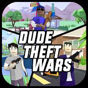 Dude Theft Wars - Game bạo loạn đường phố phiên bản vui nhộn