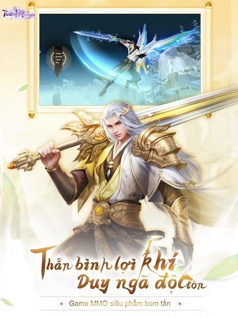 Screenshots Tru Tiên - Thanh Vân Chí | Game nhập vai tiên hiệp PK đỉnh cao