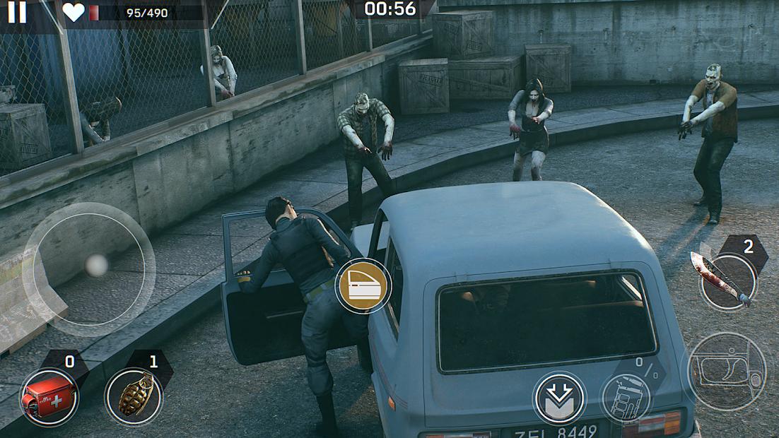 Screenshots Left to Survive - Game bắn súng sinh tồn, tiêu diệt Zombie