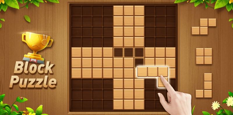 Screenshots Xếp khối gỗ - Game Xếp gỗ Kinh điển Miễn phí