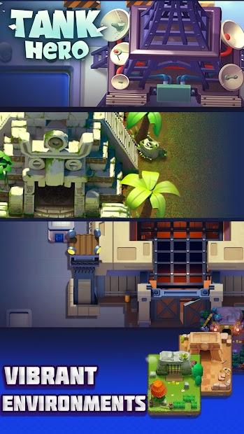 Screenshots Tank Hero - Đại chiến xe tăng bắt đầu