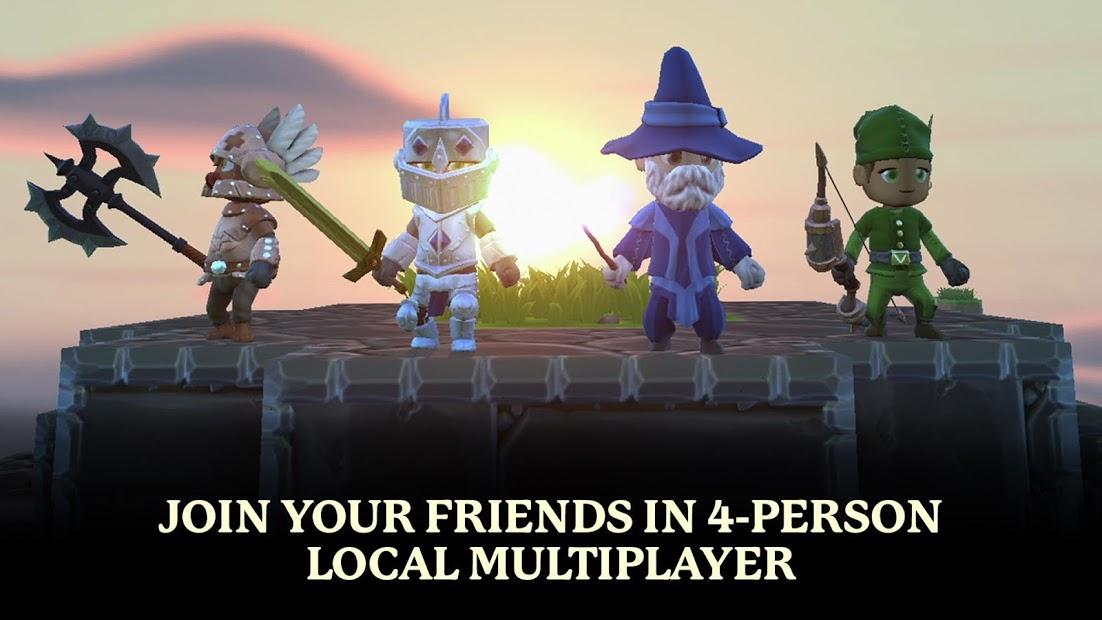 Screenshots Portal Knights - Trở thành hiệp sĩ mạnh nhất