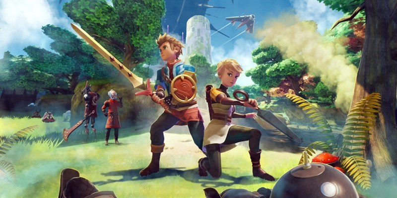 Screenshots Oceanhorn 2: Knights of the Lost Realm