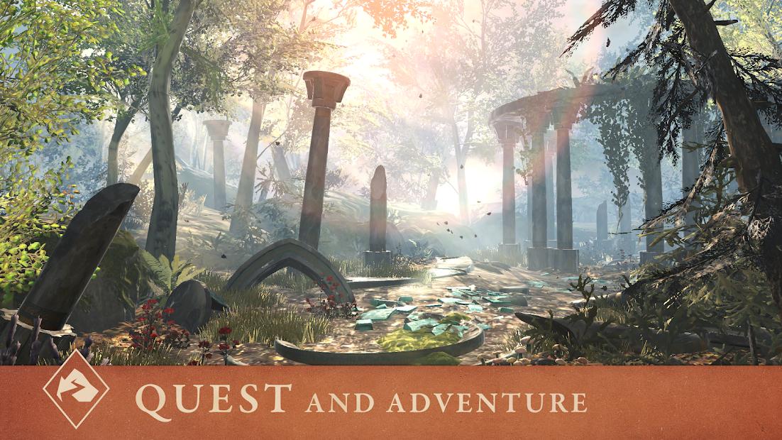 Screenshots The Elder Scrolls: Blades - Game nhập vai Hiệp sĩ Trung Cổ
