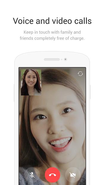 Screenshots LINE Lite: Ứng dụng gọi & tin nhắn miễn phí