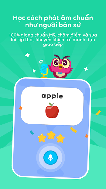 Screenshots Babilala: Ứng dụng học tiếng Anh dành cho bé 3 - 8 tuổi
