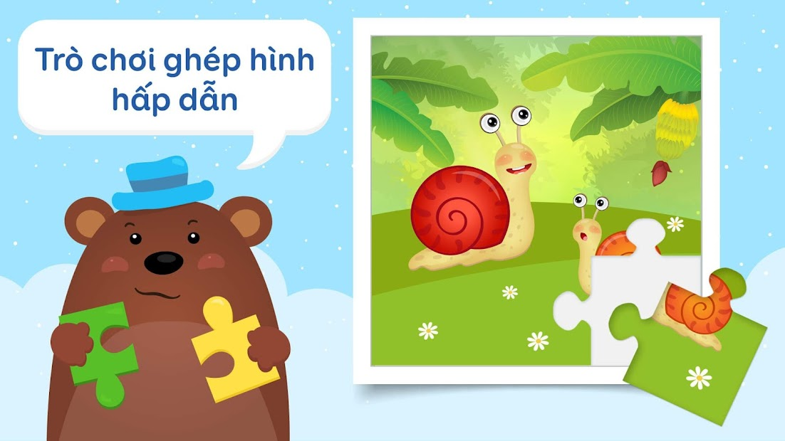 Screenshots Viet Kids: Ứng dụng học tiếng Anh, tiếng Việt dành cho bé